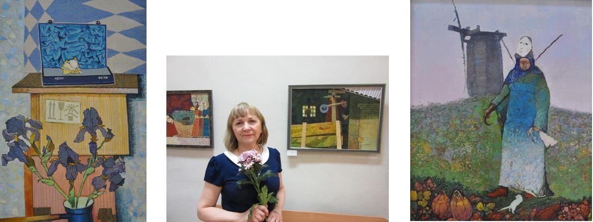 Крылова наталья владимировна член союза художников рф